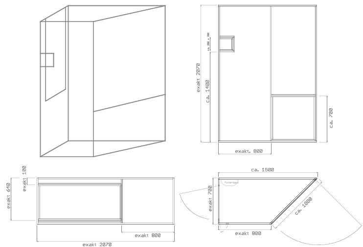 volierenbau marko rocznik balkonvoliere. Black Bedroom Furniture Sets. Home Design Ideas